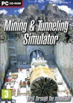 Mining & Tunneling Simulator dvd cover