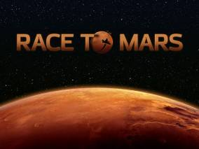 Race to Mars dvd cover