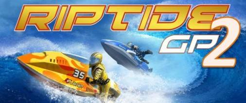 Riptide GP2 dvd cover