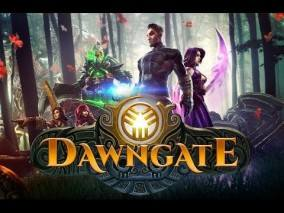 Dawngate dvd cover