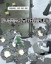 Running With Rifles dvd cover
