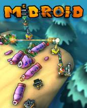 McDroid dvd cover