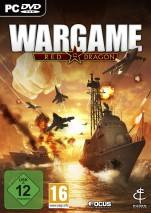 Wargame: Red Dragon dvd cover