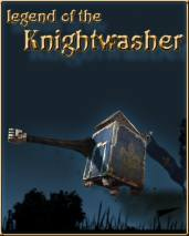 Legend of the Knightwasher dvd cover