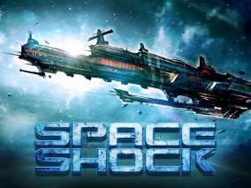 Space Shock poster