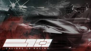 Calibre 10 Racing Series dvd cover