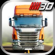 Truck Driver Highway Race 3D dvd cover