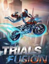 Trials Fusion dvd cover