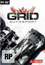 GRID: Autosport dvd cover