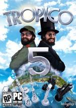 Tropico 5 dvd cover