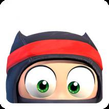 Clumsy Ninja dvd cover
