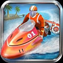 Powerboat Racing 3D dvd cover