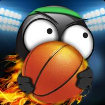 Stickman Basketball Cover