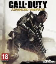 Call of Duty: Advanced Warfare dvd cover