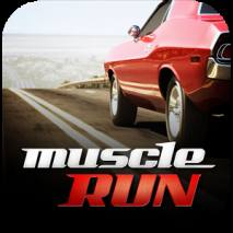 Muscle Run dvd cover