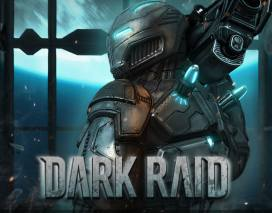Dark Raid dvd cover