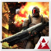 Combat Trigger: Modern Dead 3D dvd cover