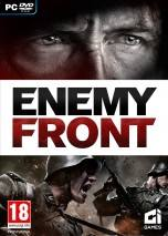 Enemy Front dvd cover