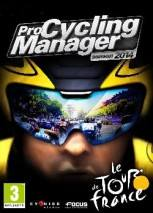 Pro Cycling Manager 2014 dvd cover