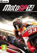 MotoGP 14 dvd cover