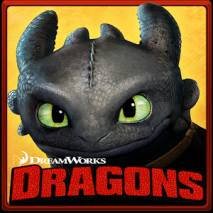 Dragons: Rise of Berk dvd cover