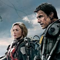 Edge of Tomorrow dvd cover