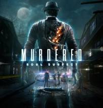 Murdered: Soul Suspect dvd cover