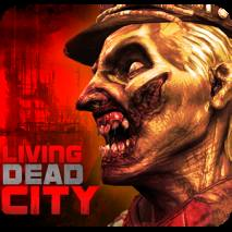 Living Dead City dvd cover