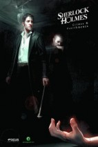 Sherlock Holmes: Crimes and Punishments dvd cover