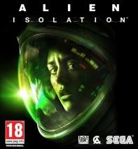 Alien: Isolation dvd cover