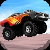 Monster Car Stunts dvd cover
