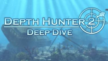 Depth Hunter 2: Deep Dive dvd cover