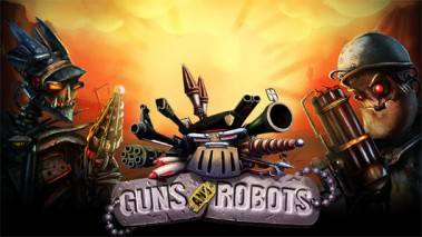 Guns and Robots dvd cover