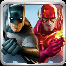 Batman & The Flash: Hero Run dvd cover