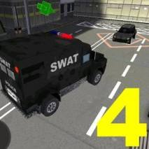 3D SWAT DRIVING RAMPAGE 4 dvd cover