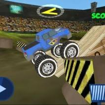 3D MONSTER TRUCK OFF ROAD 2 Cover