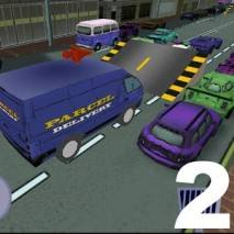 3D Parcel Delivery Simulator 2 dvd cover