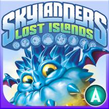 Skylanders Lost Islands dvd cover