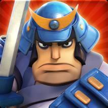 Samurai Siege dvd cover