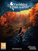 The Vanishing of Ethan Carter dvd cover
