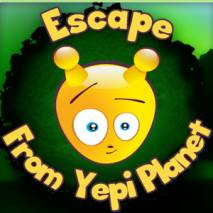 Escape from Yepi Planet dvd cover