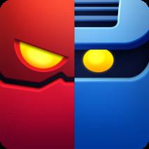 The Bot Squad: Puzzle Battles Cover