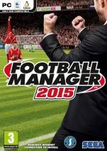 Football Manager 2015 dvd cover