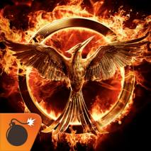 The Hunger Games: Panem Rising dvd cover