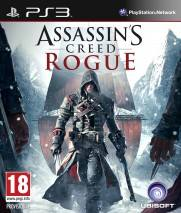 Assassin's Creed: Rogue dvd cover
