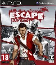 Escape Dead Island cd cover