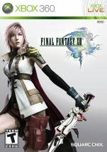 Final Fantasy XIII dvd cover