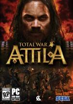 Total War: Attila dvd cover