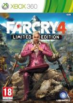 Far Cry 4 dvd cover