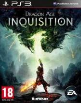 Dragon Age: Inquisition cd cover